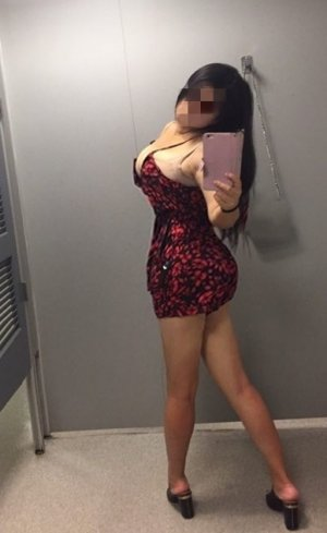 Annette escort girl